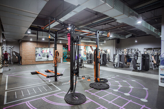 Celebrity Fitness Indonesia Club Feature Purmotion