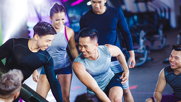 Celebrity Fitness Philippines Ways To Have More Fun In Your Workout